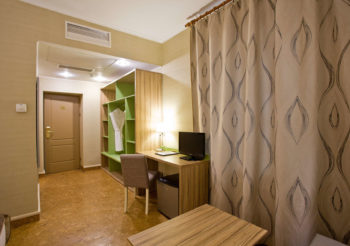 Комфорт - фото номера в отеле Камея на фонтанке в Санкт-Петербурге на официальном сайте гостиницы