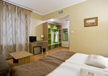 COMFORT - фото номера в отеле Камея на фонтанке в Санкт-Петербурге на официальном сайте гостиницы